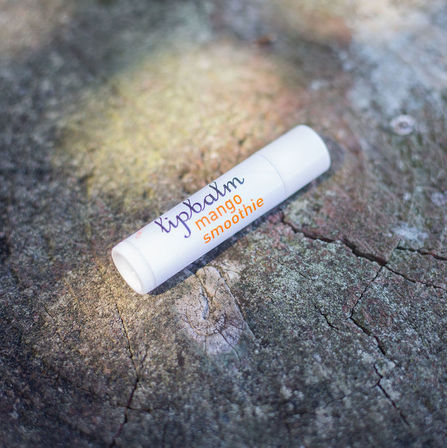 Mango Smoothie Natural Beeswax Lip Balm